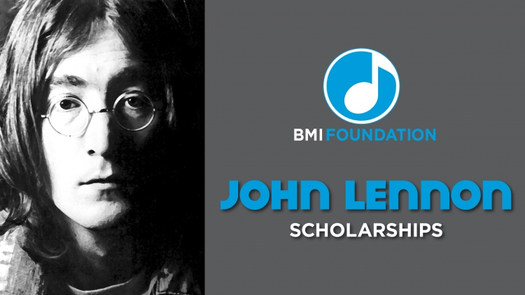 John Lennon Scholarships for songwriters and composers | BMI